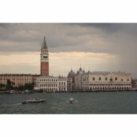 """21. """"Venedig im Regen"""" von Christine Zrnjanowitsch"""
