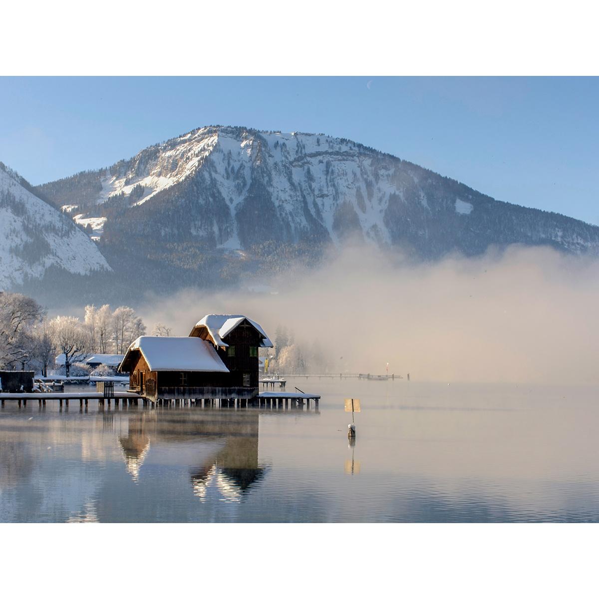 """4. Bleier Fritz - """"Winter am Wolfgangsee"""""""