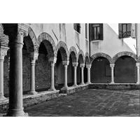 """22. Franke Dieter - """"Franziskanerkloster in Venedig"""""""