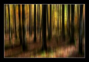 Waldgemälde